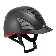 riding helmet for mounted archery