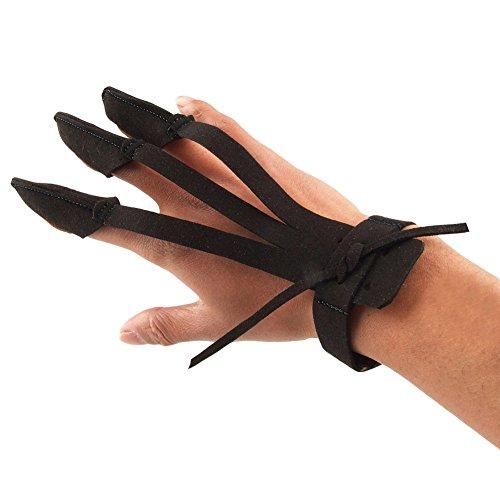 three finger glove