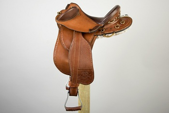 horseback archery saddles